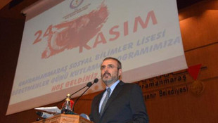 Bakan Abdulhamit Gül, Mahir Ünal'ın öğrencisi çıktı