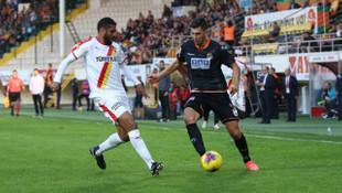 Aytemiz Alanyaspor 0 - 1 Göztepe (Spor Toto Süper Lig)