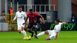 Kasımpaşa 1 - 2 Gençlerbirliği (Spor Toto Süper Lig)