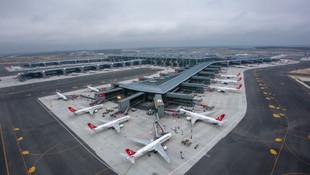 İstanbul Havalimanı'nda da Türk Lirası unutuldu!