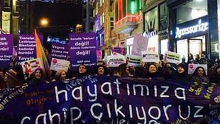 İstanbul'da kadınlar bugün sokağa çıkıyor