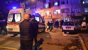 İstanbul'da dehşet! Önce oğlunu sonra polisi vurdu!