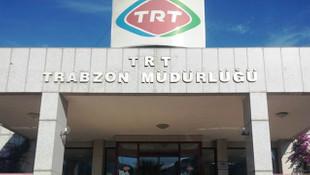 Trabzon Valiliği'nden TRT personellerine emir !
