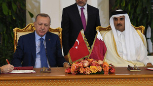 Türkiye ve Katar ortak bildiri yayımladı