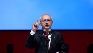 Kılıçdaroğlu: ''Çete aranacaksa saraya ve çevresine bakılabilir''