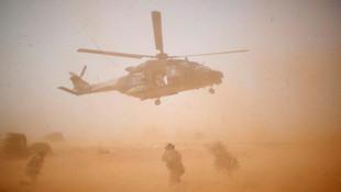 Helikopter düştü: Çok sayıda ölü var