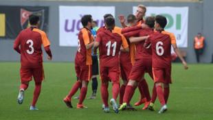 Galatasaray 2 - 1 Club Brugge (UEFA Gençlik Ligi)