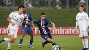 Real Madrid U19 Takımı, PSG U19 Takımı'nı 6-3 yendi