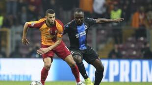 Galatasaray taraftarı Belhanda'ya yine tepki gösterdi