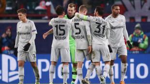 Bayer Leverkusen UEFA Avrupa Ligi'ne katılmayı garantiledi