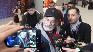 Haluk Bilginer İstanbul'a döndü: Böyle bir enerjiye ihtiyaç varmış