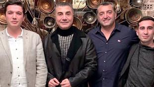 Sedat Peker o partinin yöneticileriyle buluştu