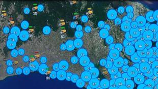 İşte İstanbul'un ''harfiyat'' haritası!