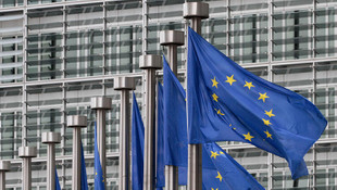 Yeni AB Komisyonu Genel Kurulda kabul edildi