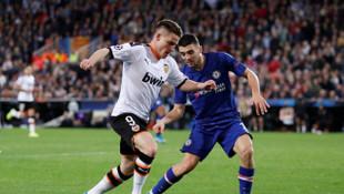 Valencia - Chelsea maç sonucu: 2-2 (Şampiyonlar Ligi)