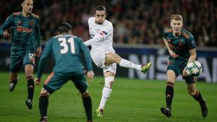 Lille 0 - 2 Ajax (Maç sonucu)