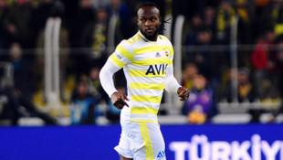 Fenerbahçe'de Victor Moses hayal kırıklığı yarattı