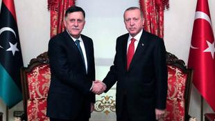 Türkiye ile Libya arasında ''Doğu Akdeniz'' anlaşması