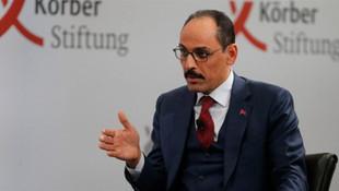 İbrahim Kalın'ı zorlayan ''Gülenci gazete'' açıklaması