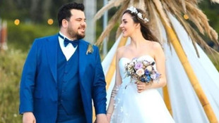 Eser Yenenler eşi ve bebeğiyle fotoğraf paylaştı