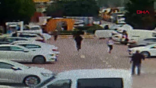 İstanbul'da 250 bin liralık kapkaç kamerada