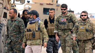 ABD'den skandal YPG açıklaması