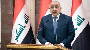 Irak Başbakanı'ndan istifa kararı