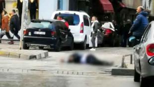 Sokak ortasında kanlı infaz ! Kurşun yağdırdı