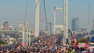Vodafone 41. İstanbul Maratonu'nu kazanan isim belli oldu