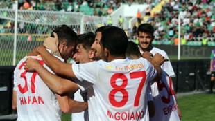 Denizlispor 0 - 2 Sivasspor