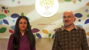 HDP İstanbul İl Eş Başkanları belli oldu