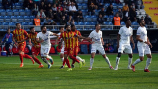 Kasımpaşa 2 - 2 Yeni Malatyaspor