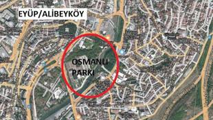 İstanbul'daki o arazi 10 yıllığına bedelsiz verildi