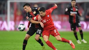 ÖZET | Bayern Münih - Bayern Leverkusen maç sonucu: 1-2