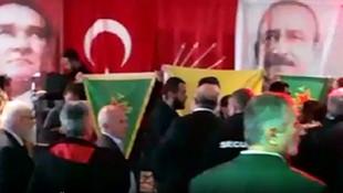 PKK'ı teröristler CHP'lilere saldırdı!