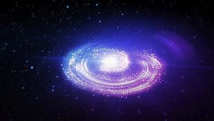Çarpışan iki galaksinin görüntüsü yayınlandı