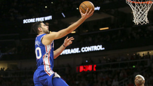 Furkan Korkmaz'ın kariyer rekoru 76ers'a yetmedi (Philadelpdia 76ers 109 - 114 Phoenix Suns)