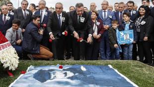 Bülent Ecevit ölümünün 13. yılında mezarı başında anıldı