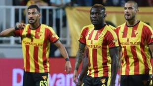 PFDK'den Göztepeli futbolcu Sanneh'e 2 maç men cezası