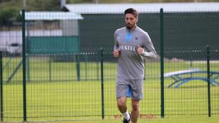 Trabzonspor'da kaptan Jose Sosa, Krasnodar maçında oynamayacak