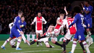 Chelsea 4-4 Ajax (UEFA Şampiyonlar Ligi)