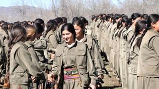 PKK'nın kadın yapılanmasına darbe
