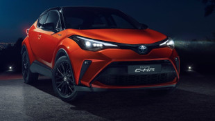 2020 Toyota C-HR yenilendi