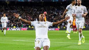 Real Madrid'in yıldızı tarihe geçti!