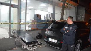 İstanbul'da doktor dehşeti ! Kadın meslektaşını silahla vurdu