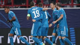 Lokomotiv Moskova 1-2 Juventus ( UEFA Şampiyonlar Ligi)
