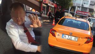 ''Taksici takside unuttuğum telefon için 150 TL istedi''