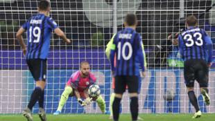 Atalanta 1-1 Manchester City (UEFA Şampiyonlar Ligi)