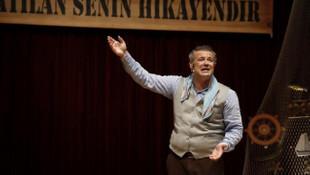 Levent Üzümcü'nün tiyatro oyununa kaymakamlık engeli