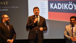 ''Anlat Kadıköy'' projesine ödül
